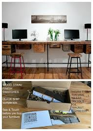 Choose home office Small Reclaimed Wood Desk Home Office Office Furniture Choose Size Thickness Finish Accesories crat Pinterest Reclaimed Wood Desk Home Office Office Furniture Choose Size