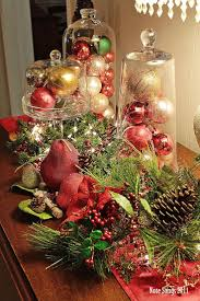 Interior Interesting Ideas For Christmas Table Decorations Fresh