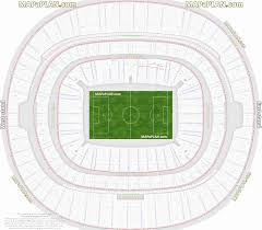 Progressive Field Seating Chart With Seat Numbers Progressive Field Seat Online Charts Collection