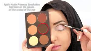 how to do arabic eye makeup 2016 how to do cut crease makeup tutorial