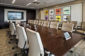 Decorated Design New Decorated Wall Boardroom Conference Table Design Id32 Boardroom