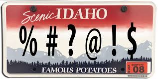It Idahopress Local Keep Employees Plates News com Itd Customized License Clean With