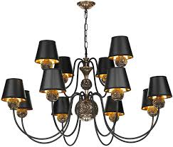 david hunt novella large traditional 12 light chandelier bronze