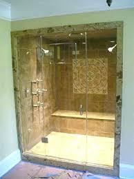 what is a steam shower custom steam shower custom steam shower bathroom glass doors 2 northern