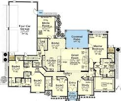 Plan SM French Country Home Plan With Bonus Room