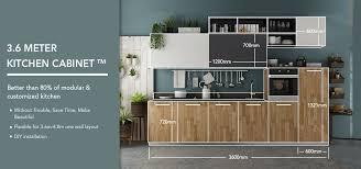 Kitchen For Sale Online Assembled Kitchen CabinetsRTA Kitchen Delectable One Wall Kitchen Designs Set