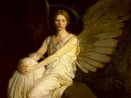 do angels have the power to act at their own discretion