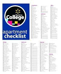First Apartment Shopping List List Apartment Furniture Shopping List