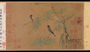 chinese painting essay heilbrunn timeline of art history the  finches and bamboo