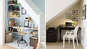 under stairs office. Build A Home Office Under The Stairs S