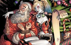 Marvel Comics Superhero Christmas Wallpaper