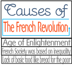 french revolution unit study lapbook causes of the french revolution minibook