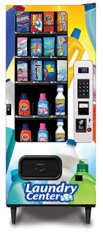 Laundry Vending Machine Enchanting 48 Select Laundry Center Vending Machine Adds Profit To Your