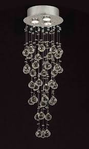 attractive raindrop chandelier lighting