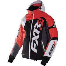 fxr revo x mens snowmobile sled winter coats