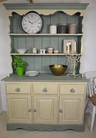 blue shabby chic furniture. Shabby Chic 3 Door Welsh Dresser Blue \u0026 Cream - FREE UK DELIVERY Furniture