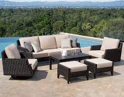 cassara 7 piece seating set costco
