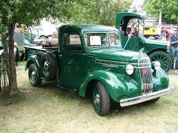 Mack Jr. Pickup Truck. Manufactured 1936-1938   Dream Machines   Old ...