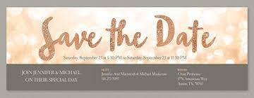 Free Save The Date Invitations And Cards Evite Com