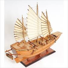 chinese junk wooden pirate model ship sailboat 70cm boat auckland only delivery by old modern handicrafts for toys in australia
