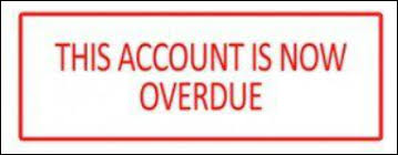 Overdue Account Overdue Accounts Archives Do The Sums