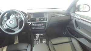 2016 BMW X3 28i XDRIVE SPACE GREY METALLIC SPORT LINE WITH PREMIUM ENHANCED