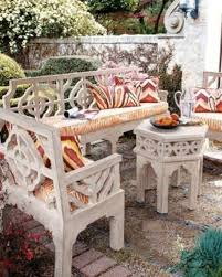 Decorating: Colorful Moroccan Outdoor Spaces - Moroccan Outdoor Furniture