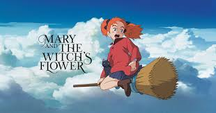 Image result for Mary and the Witch's Flower 2017