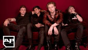 Youngblood 5 Seconds Of Summer Celebrate Youngblood Hitting Major