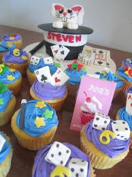 Magic Theme Cake And Cupcakes Cakecentralcom
