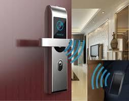 smart front door locksAll about Bluetooth door lock  interior4you