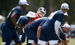 La Rams Depth Chart 2018 Los Angeles Rams Release First Depth Chart Of 2019