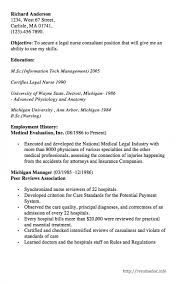 Permalink to Free Example of Legal Nurse Consultant Resume