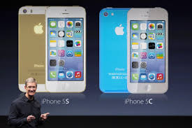 iPhone 5S dan 5C