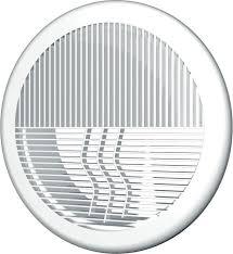 <b>Вентиляционная решетка</b> ERA, 12,5РПКФ, белый, круглая ...