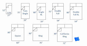 Full Size Mattress Measurements Lovely Bed Frame Dimensions Chart King Size  Bed Measurements Home