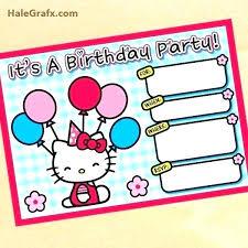 Birthday Invitation Maker Free And Online Invitation Maker Free