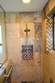 25 Doorless Shower For Small And Master Bathroom Designs