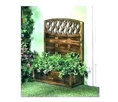 patio planter box large planters garden od pallet plant holder oden flower pot holders outdoor wooden