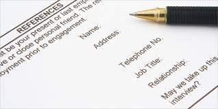 Gift For Letter Of Recommendation A Recommendation Letter Is A Potential Gift For A Valued Employee