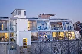 Kommend von köln stadteinwärts über die vorgebirgstrasse: Bunker Lofts Wohnen Auf Einem Denkmalgeschutzten Hochbunker Koelnarchitektur De