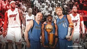 embarrassing' 2011 Finals vs. Mavs
