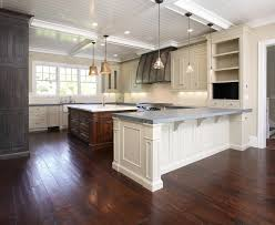 cape cod kitchens Kitchen Traditional with beams calcutta oro marble. Image  by: Markay Johnson Construction