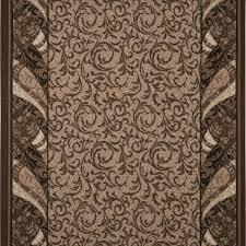 <b>Дорожка ковровая</b> «<b>Амели</b>», 1.2 м, цвет светло-коричневый в ...