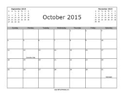 2015 calendar template free calendar template february 2015 october 2015 calendar with
