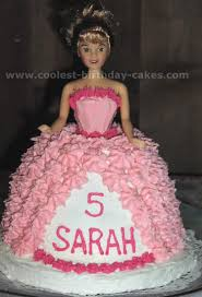 Coolest Barbie Cake Pictures On The Webs Largest Homemade Birthday