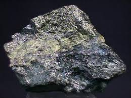 Sulfide Minerals Bornite Copper Iron Sulfide