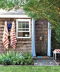 simple outdoor shower ideas found on homemade outdoor shower ideas building outdoor shower ideas