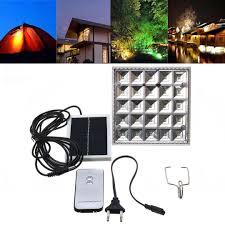 Envirolite Led Shop Light 25 Led Solar Powered Camping Light Outdoor Remote Control Solar Night Lamp Tent Lantern Lights Usb Charger Port For Phone Envirolite Outdoor Led