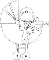 Kleurplaat Dankjewel Baby Geboorte Kleurplaten En Digitale Stempels